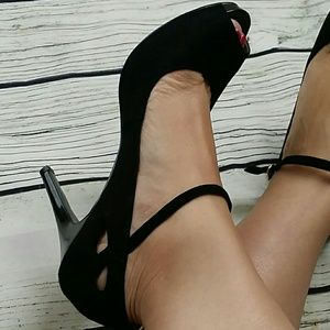 be34d891853 Women s Bisou Bisou Ankle Strap Heels on Poshmark